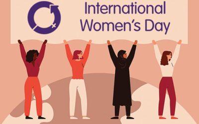 It's International Women's Day!