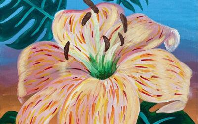 Bethany artists celebrate spring
